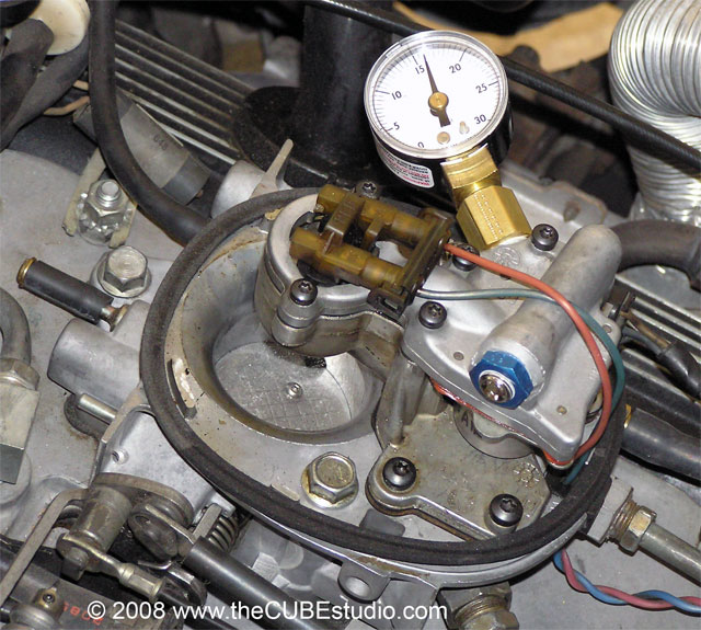 Modding stock fuel pressure regulator - Third Generation F-Body