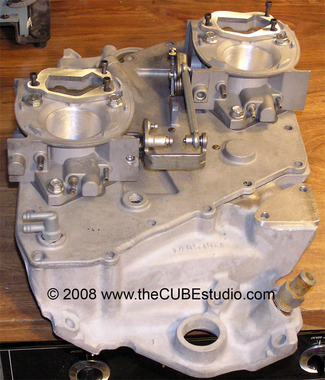 """Project: 2.375"""" Crossfire Throttle Bodies On An"""